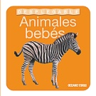 Libro desplegable. Animales bebés