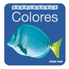 Libro desplegable. Colores