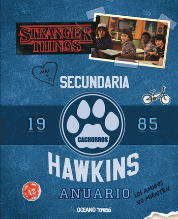 Stranger Things 2. Anuario 1985